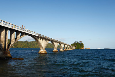 Bridge to Nowhere, Samana Peninsula